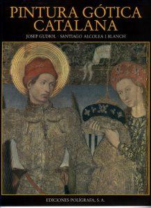 Pintura gótica catalana - Josep Gudiol